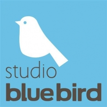 Studio Bluebird muurstickers